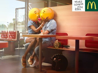 Nick & Chloé for McDonald's