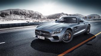Mercedes AMG GT - by Piotr Kosinski