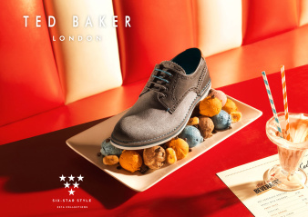Jason Hindley for Ted Baker -