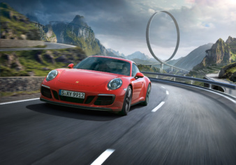 Analog/Digital & Platinum for Porsche Schweiz AG
