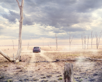 Alan McFetridge - Audi SQ5: Transition