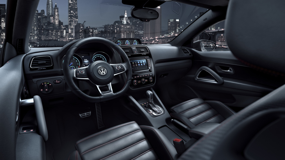 PK3D - Volkswagen Scirocco Interior | Analog/Digital | photoby&co
