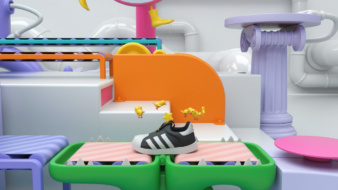 Sven Hauth for Adidas Kids 360