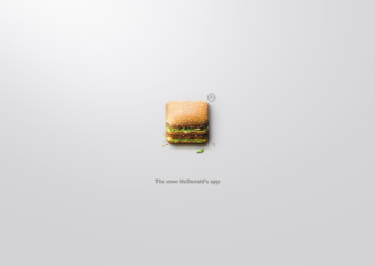 McDonald's app icons by Illusion studio win Bronze @ Cannes Lions Festival!