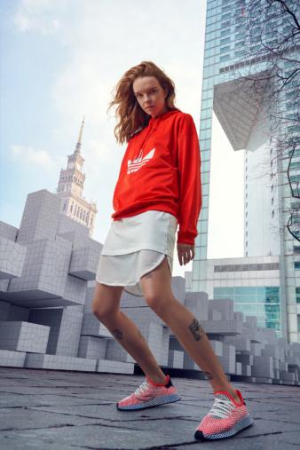 An Analog/Digital production for Adidas Originals -