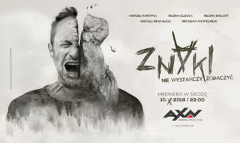 Jan Kriwol for AXN Poland -